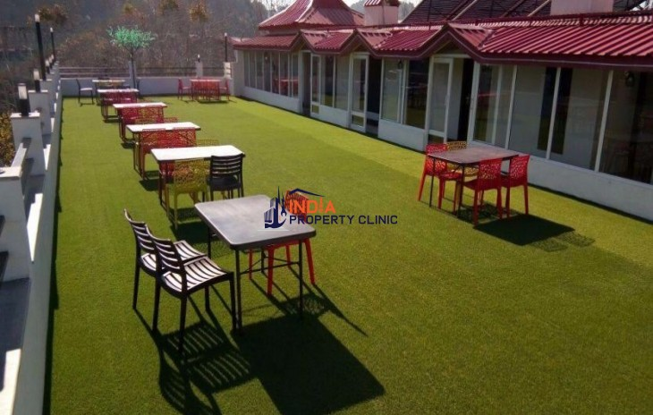 Hotel for sale in Shoghi Shimla