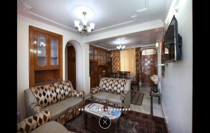 3 bhk flat for rent in baluganj chowk shimla