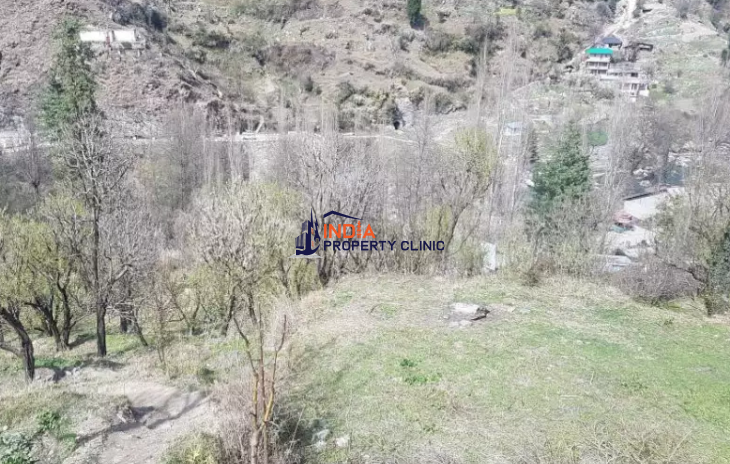 Land for sale in kullu