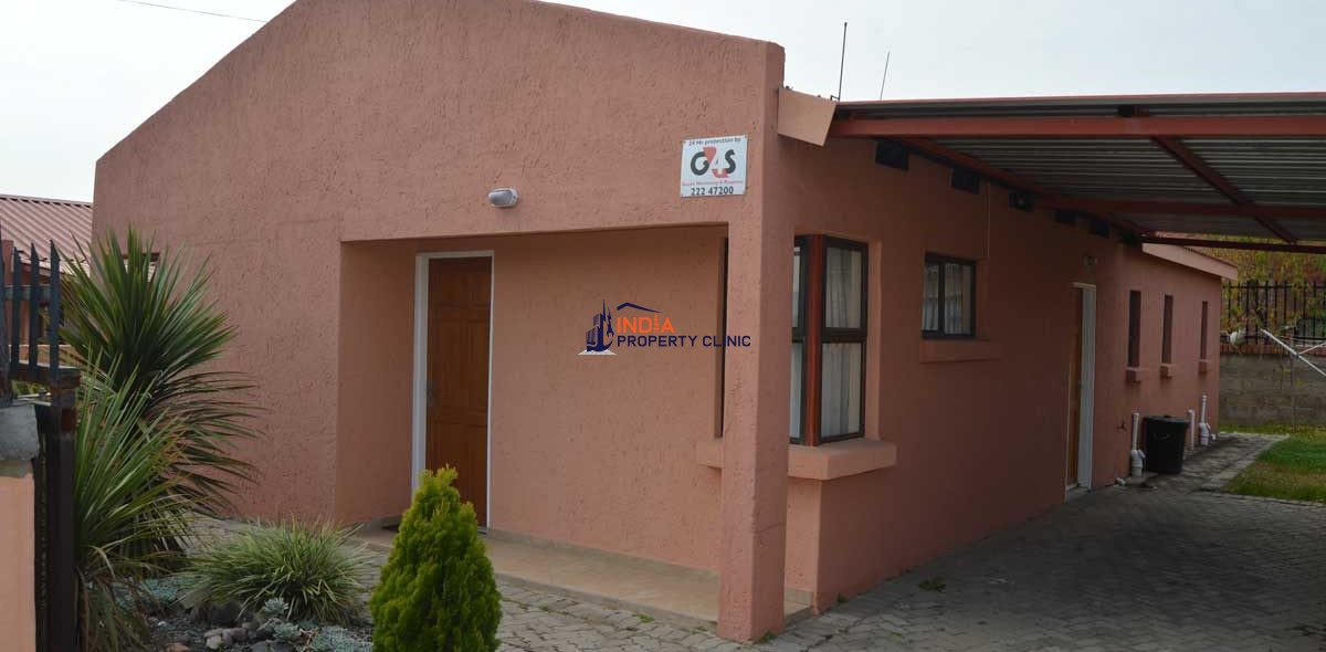 3 Bedroom House For rent in Maseru