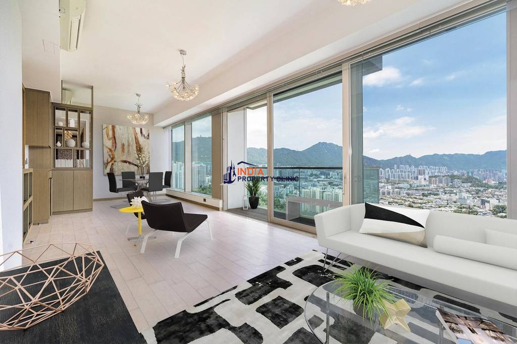 Flat for sale in Hong Kong