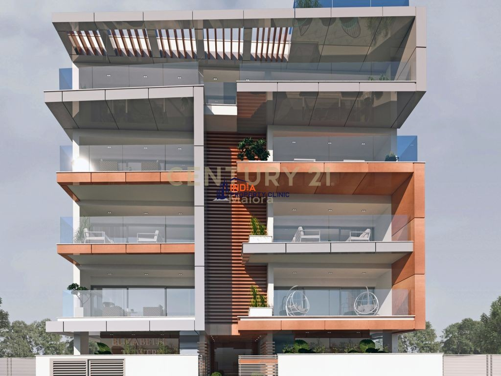 Apartment For Sale in Kalogirou
