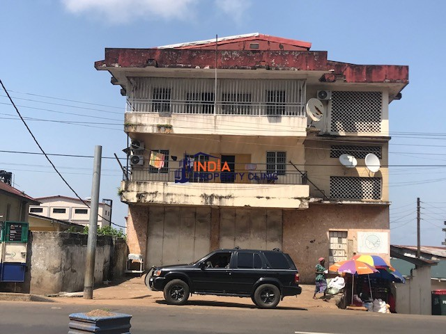 4 storey House for sale in Freetown