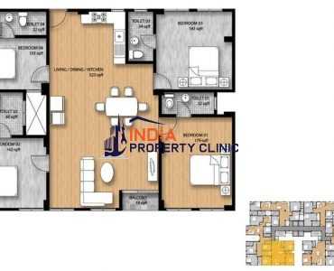 4 Bedroom Apartment For Sale in Hulhumale