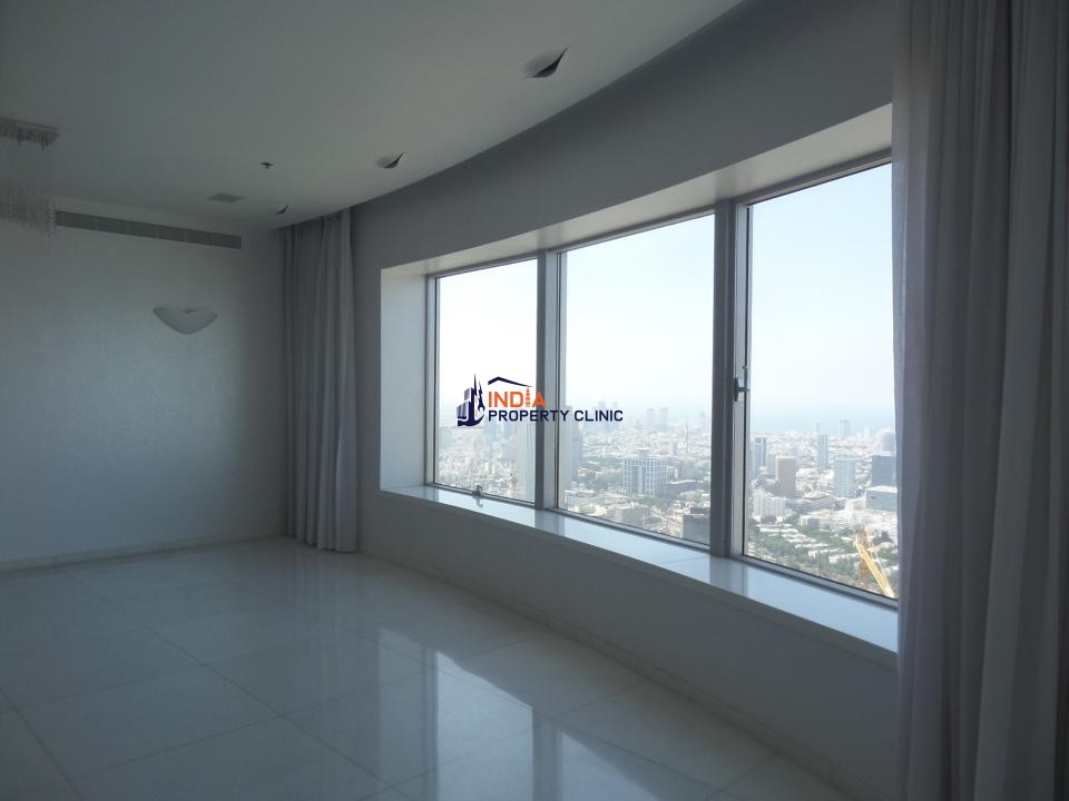 9 room luxury penthouse for sale in Ramat Gan