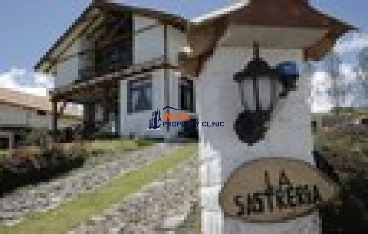 Countryside Residential House For Sale in Otavalo