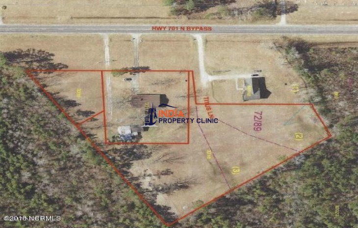 Land For Sale in Whiteville