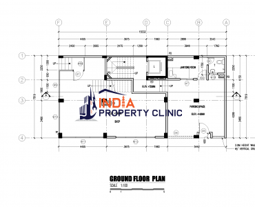 3000 sqft building For Rent in Male