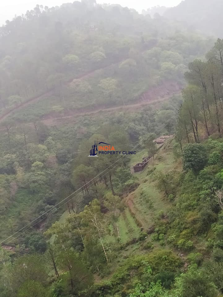 Land for sale in Morni Hills