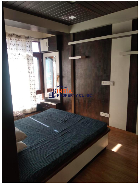 3 BHK Fully Furnished Flat For Sale New Shimla