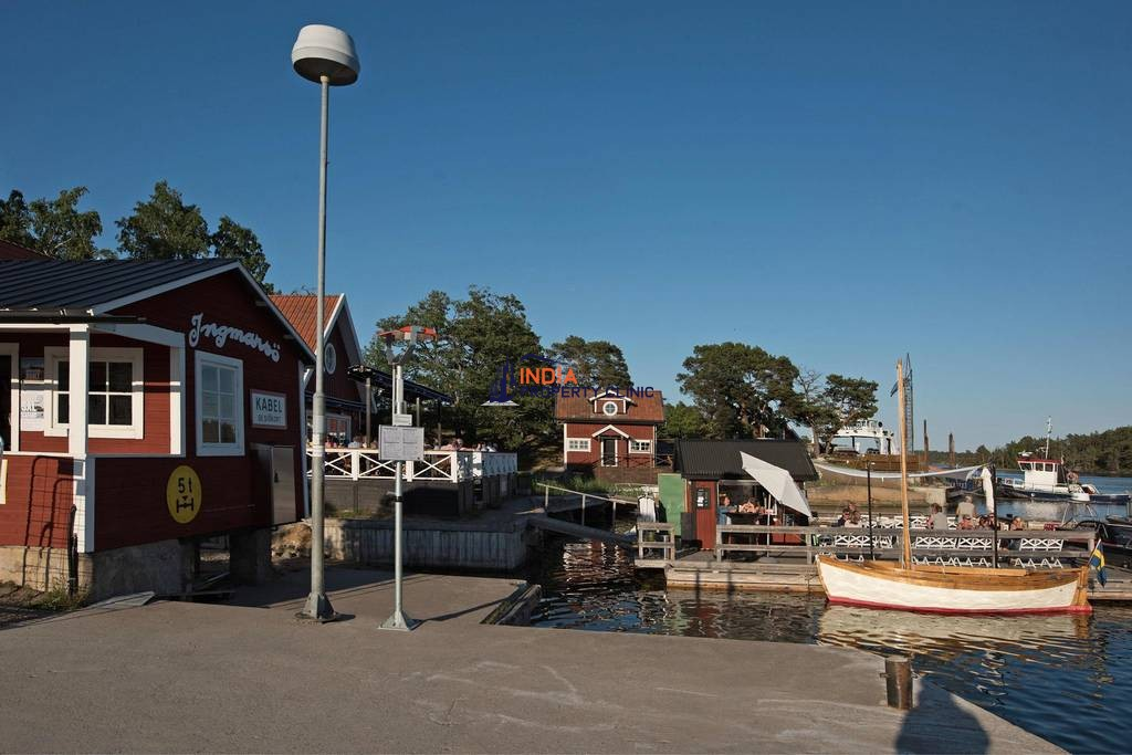 7 room luxury Detached House for sale in Ingmarsö