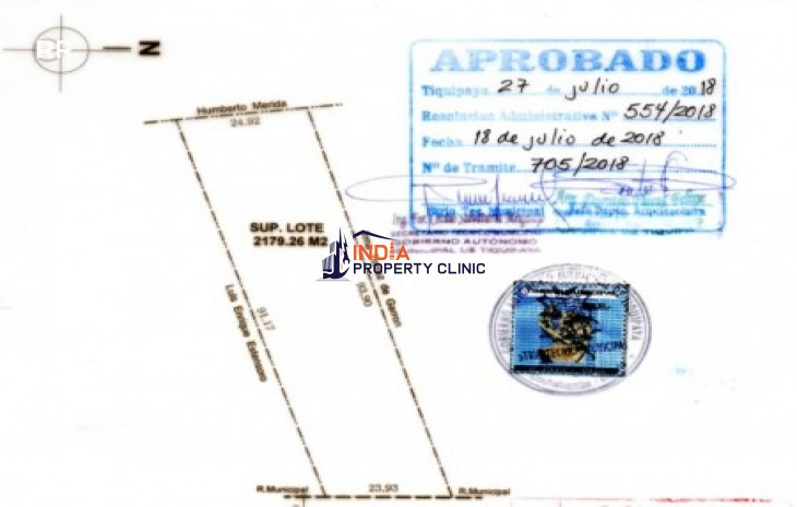 Lot For Sale in Chillimarca area