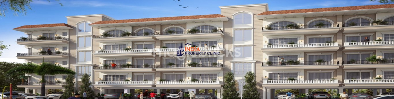 Buy 3BHK at Natures Canvas Mohali