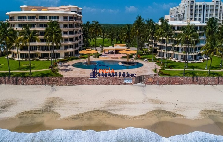 4 Bedroom Beachfront Condo for Sale in Nuevo Vallarta