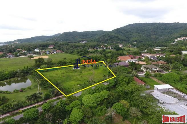 Land For Sale in Chalong