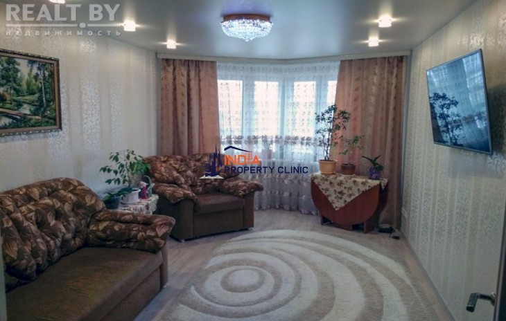 Apartment For Sale in Minsk