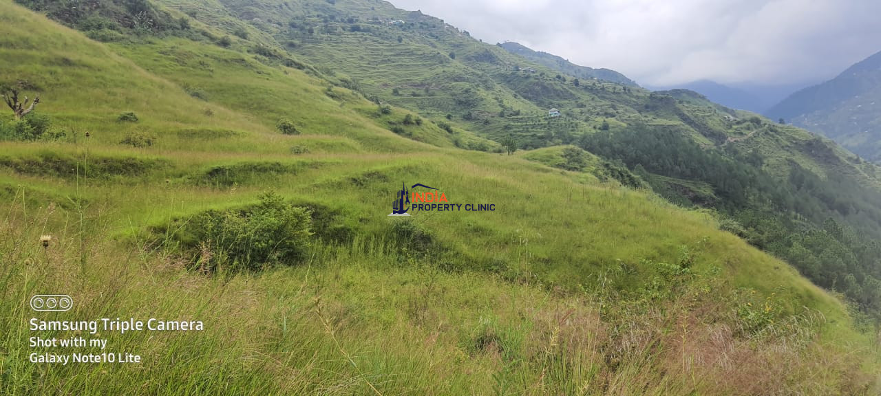 Land For Sale in Sainj Theog