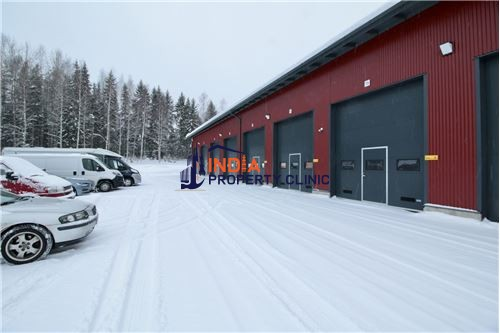 Garage For Sale in Valkeakoski