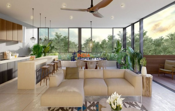 3 Bedroom Apartment for Sale in Tulum