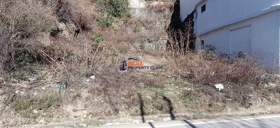 Commercial Land for Sale Rajgarh Road Solan