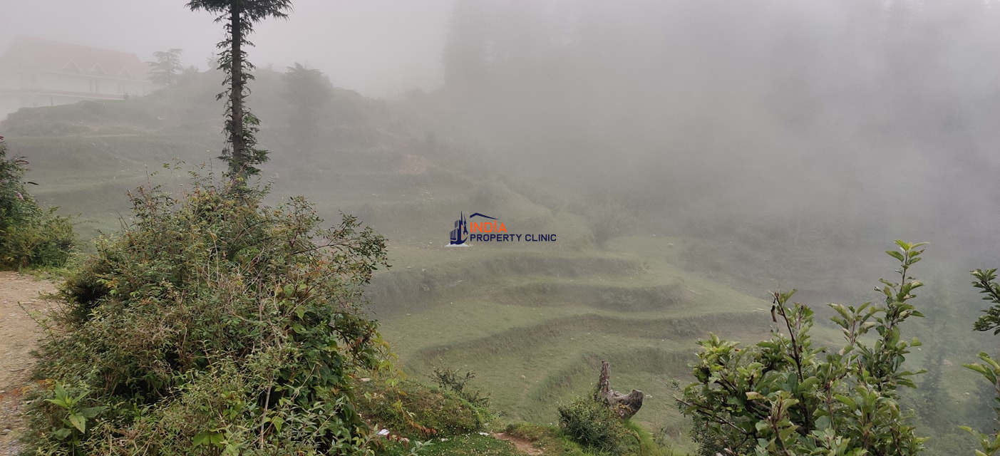 3 Acre Land For Sale in Kufri Shimla