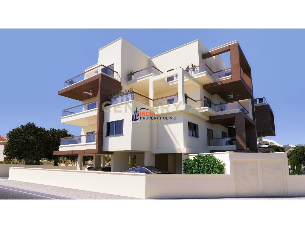 Apartment For Sale in Megalou Theodosiou Germasogeia