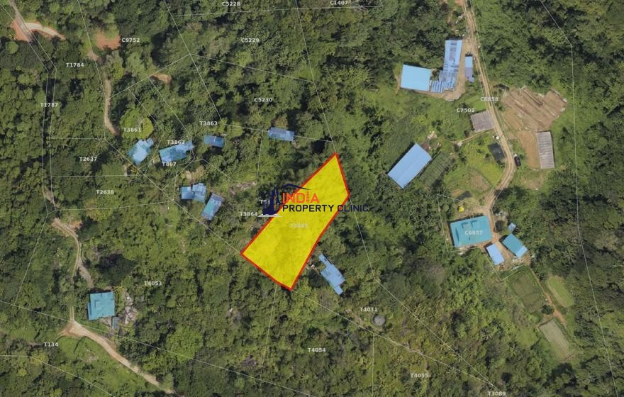 Land For Sale in Baie Lazare
