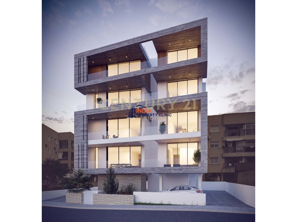 Apartment For Sale in Thaleias Markidou