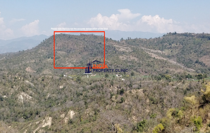 320 kanal Land for sale