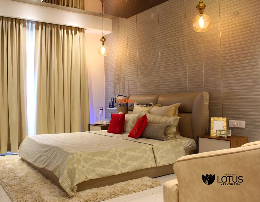 3 BHK LUXURY APARTMENT WITH STORE & SERVANT ROOM FOR SALE ON AIRPORT ROAD ZIRAKPUR