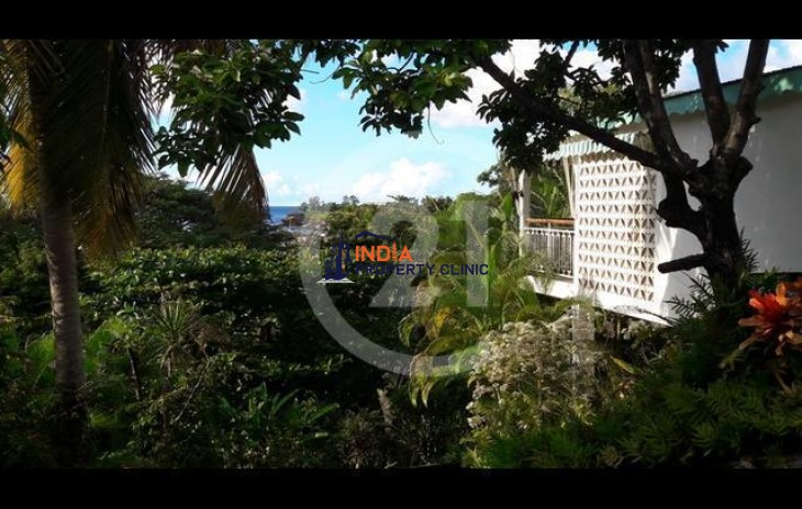 Family Home for Sale in Deshaies