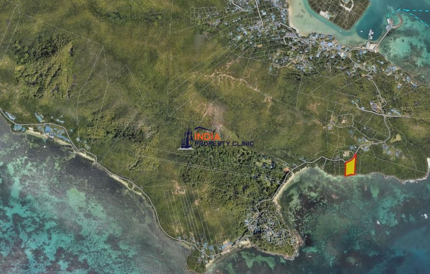 Flat Land For Sale in Anse Marie Louise