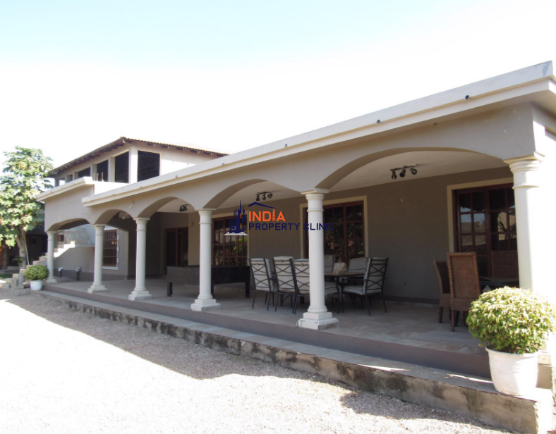 Fully furnished 4 bedroom Home For Rent in Matola