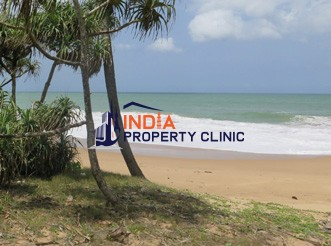 Large beach Land For Sale in Tangalle