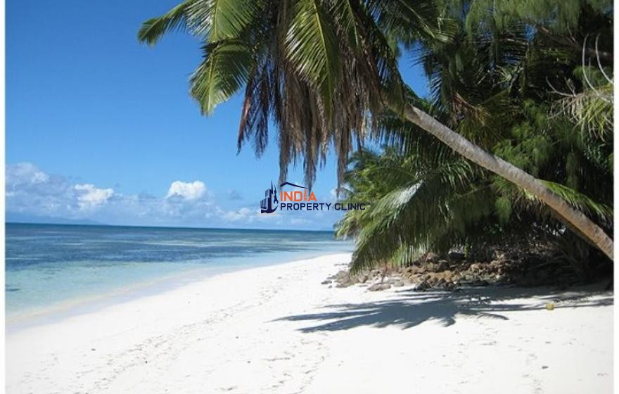 Beach Land For Sale in St Sauveur