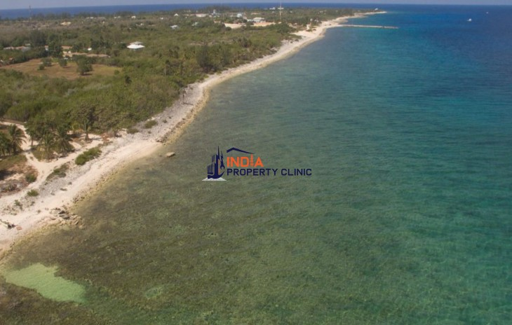 2 Acres of Oceanfront Land for Sale in Cayman Brac