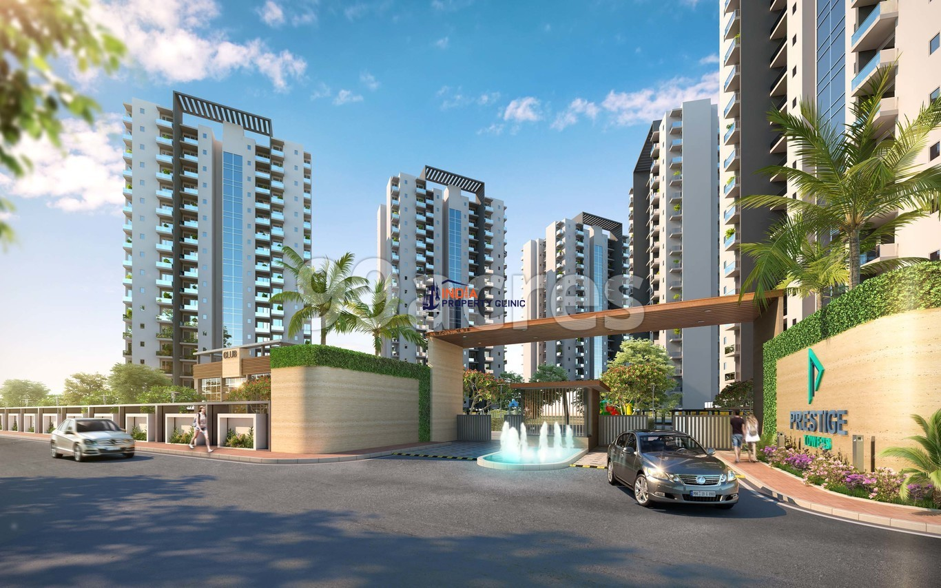 3 BHK Flat For Sale Mohali Prestige Towers