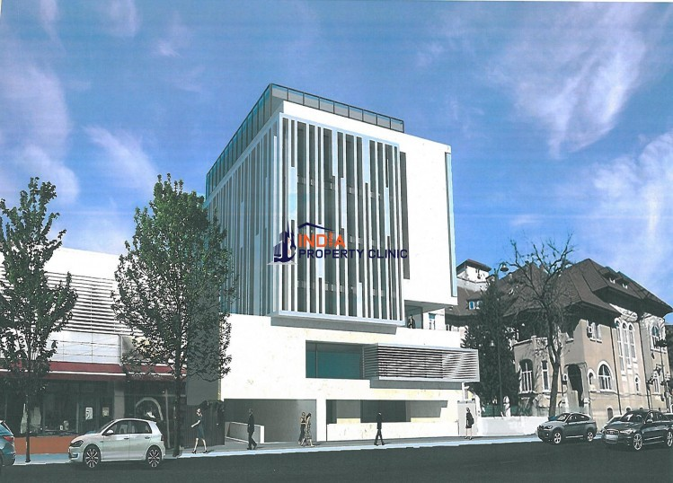 Office building for sale in Kiseleff