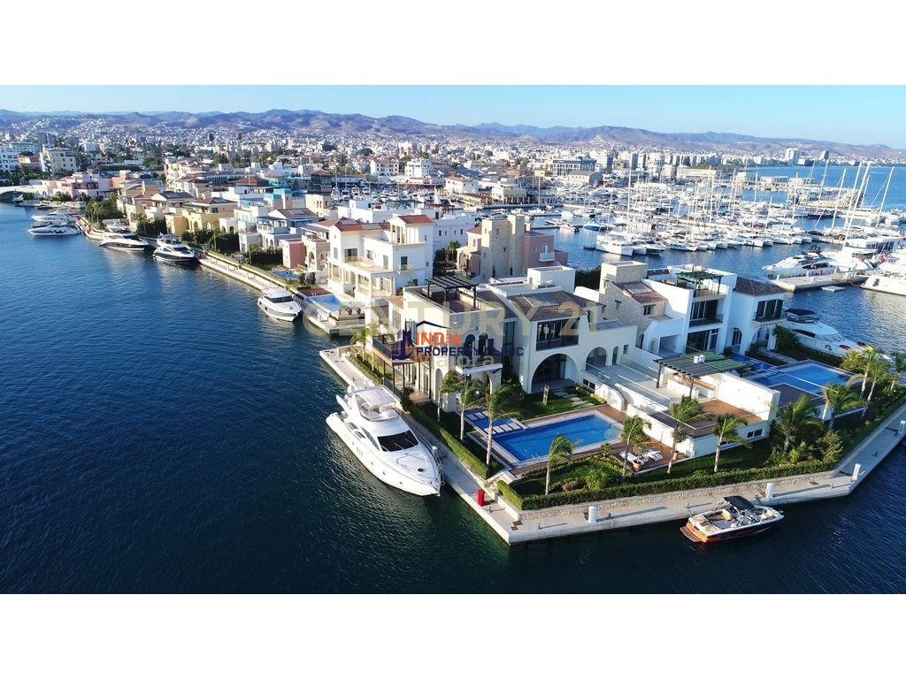 House For Sale in Limassol Marina