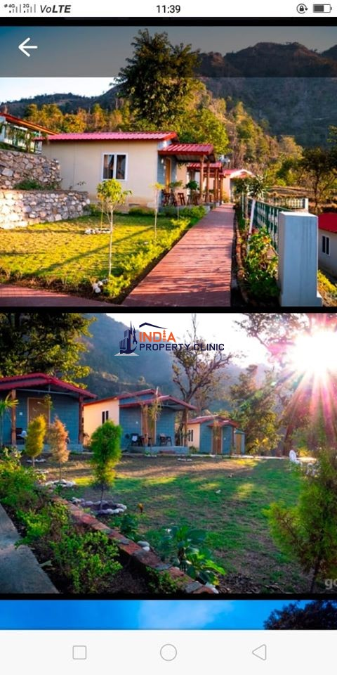 Resort For Sale In Rishikesh