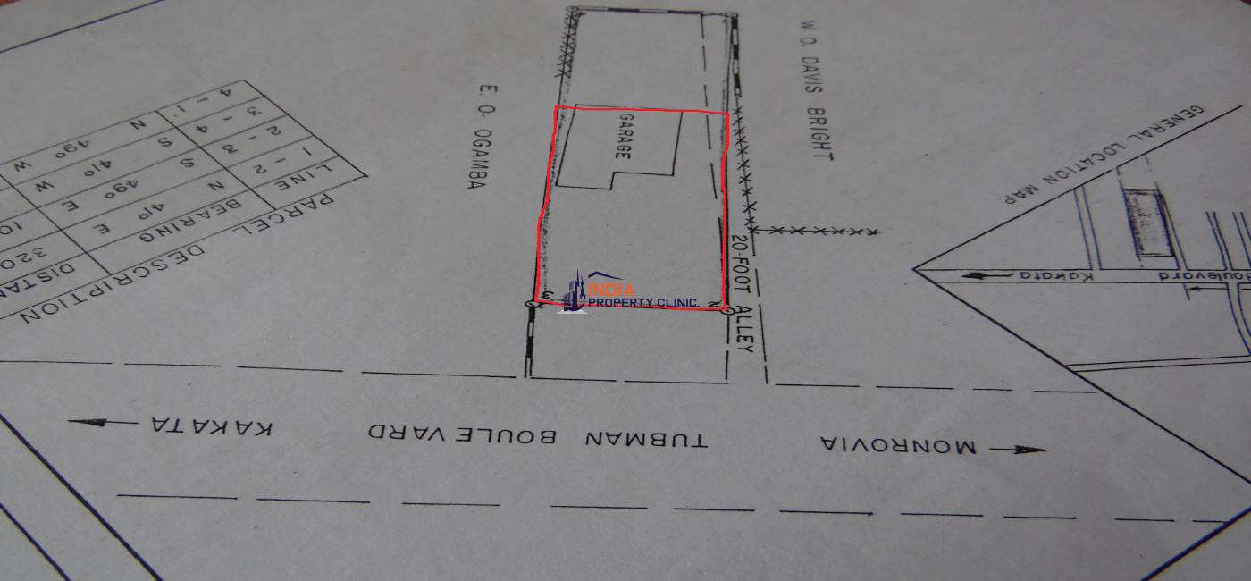 Land for lease in Congo