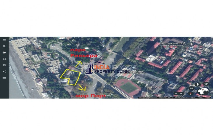 Land For Sale in Riviera Blvd  Sochi