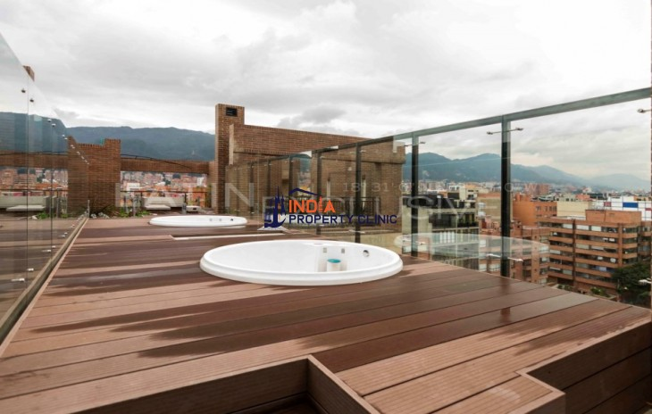 Penthouse For Sale in Chapinero Bogotá