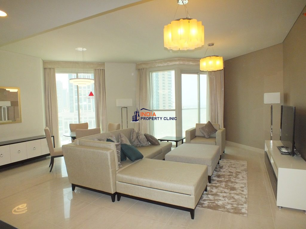 Flat For Sale In Lusail