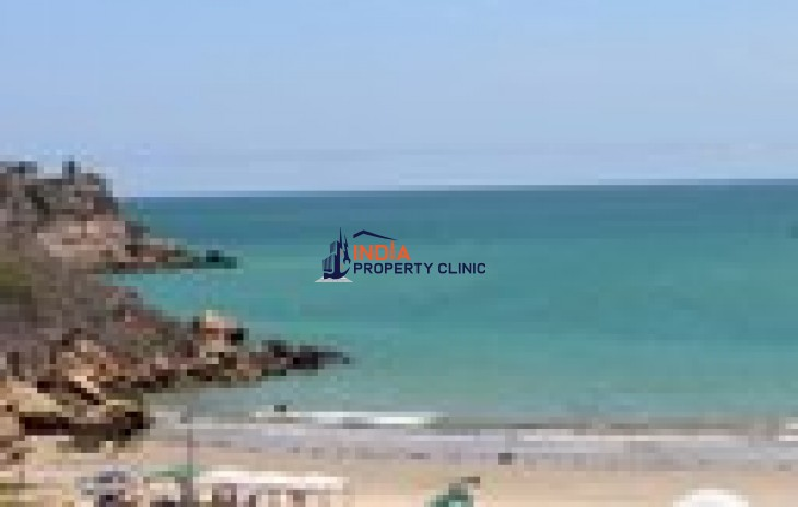 Ocean Front House For Sale in Ayangue