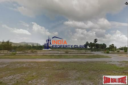 Flat Land For Sale in Cherng Talay