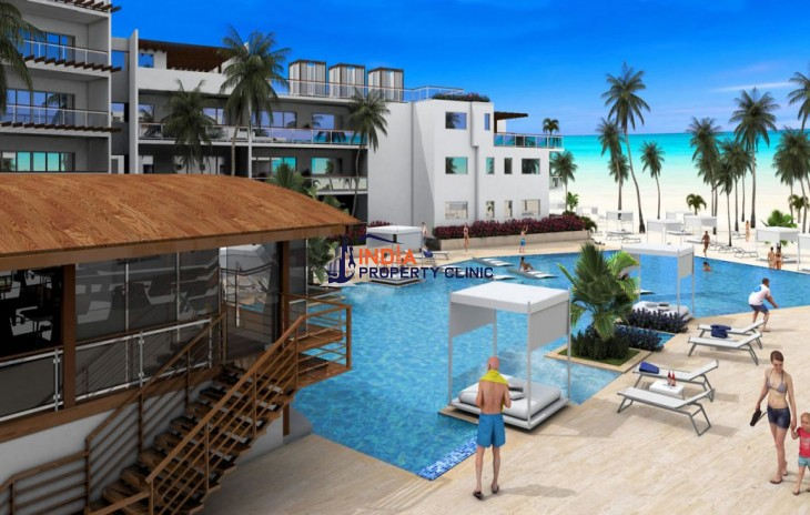 2 Bedroom Condo for Sale in Playa Nueva Romana