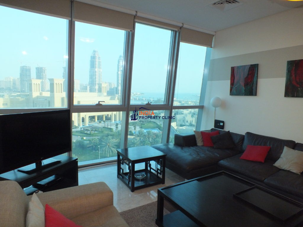 Flat For Sale In Pearl Qatar