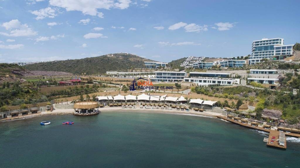 5 room luxury Duplex for sale in Bodrum