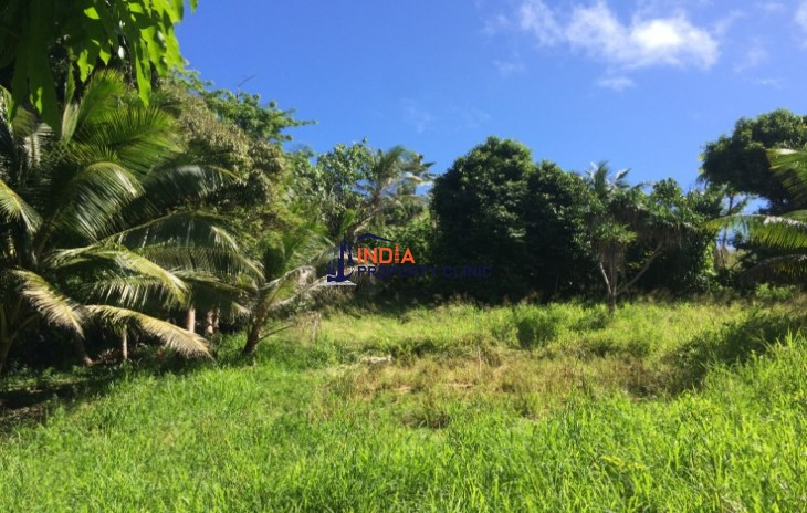 Ocean Side Land For Sale in Tuarea